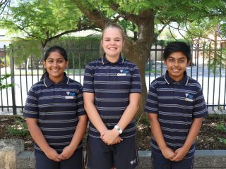 Junior School Captains 2020